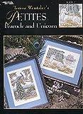 Teresa Wentzler's Petites Peacock and Unicorn Cross Stitch Chart (Book 2)