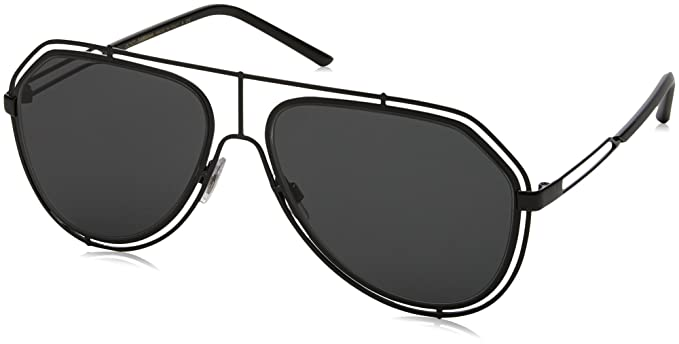 c6c85cfc256d Image Unavailable. Image not available for. Colour  DOLCE   GABBANA Men s  0DG2176 01 87 59 Sunglasses