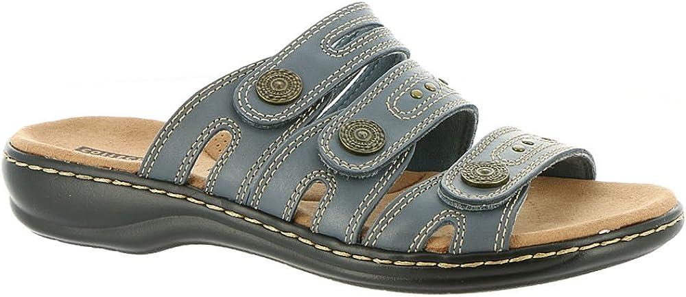 Women's Clarks, Leisa Lakia Slide on Sandals: Amazon.ca