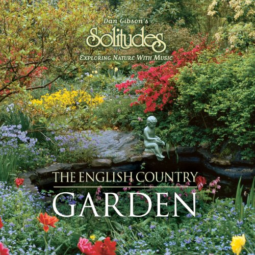 the english country garden by dan gibson 39 s solitudes on. Black Bedroom Furniture Sets. Home Design Ideas