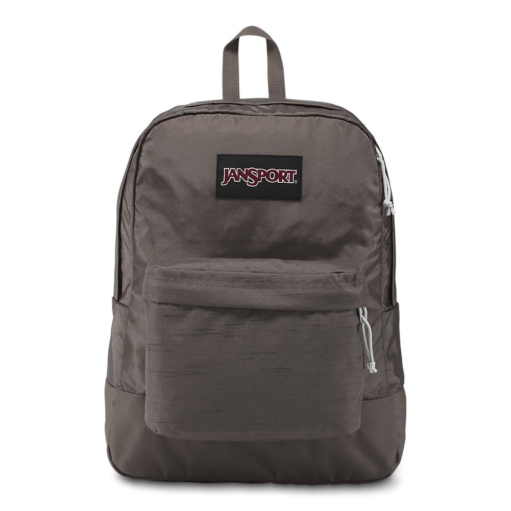 8ab12e6e465 Galleon - JanSport Black Label Superbreak Backpack - Grey Horizon -  Classic, Ultralight
