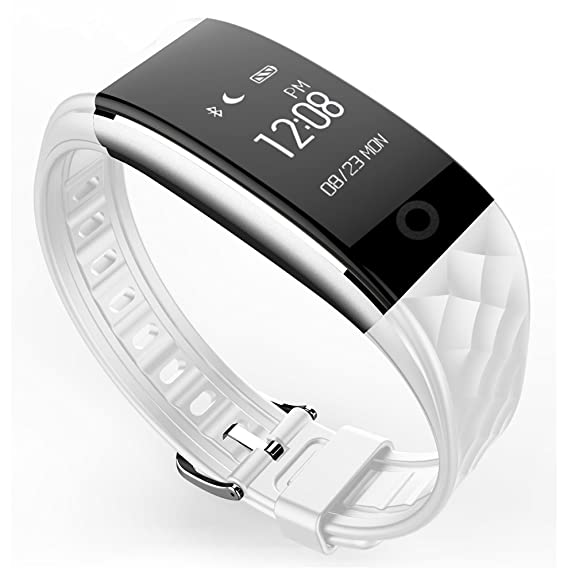 Waterproof OLED Touch Screen Smart Watch Band with Sleep Monitor,Activity Trackers Pedometer Wristband Fitness