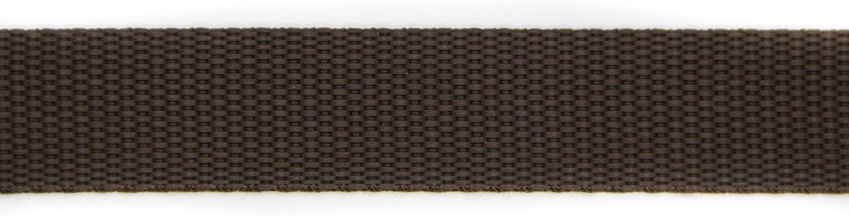 Correa de nailon 25 m, 100/% polipropileno NTS-N/ähtechnik