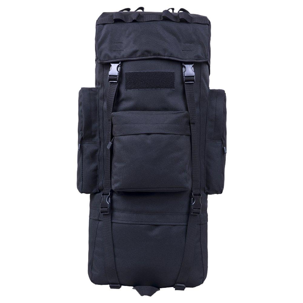 アウトドア登山バッグショルダー男性と女性の大容量旅行バッグハイキングバッグリュックサック男性の荷物バッグ B07NSW8RTZ  100L