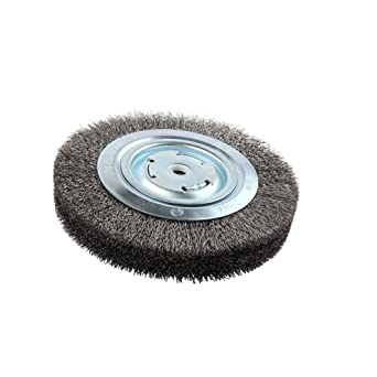 Remarkable Lincoln Electric Kh322 Crimped Wire Wheel Brush 4000 Rpm 8 Diameter X 1 1 4 Face Width 5 8 X 1 2 Arbor Pack Of 1 Customarchery Wood Chair Design Ideas Customarcherynet