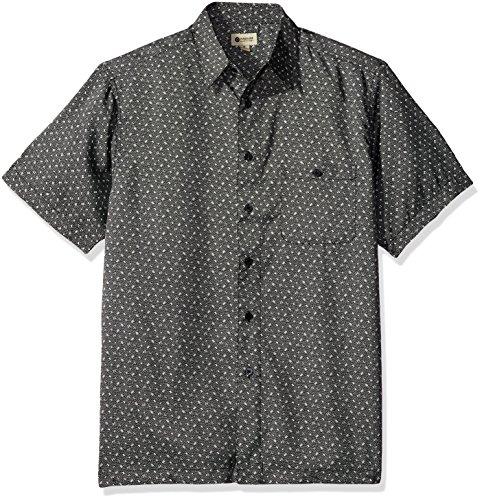 haggar-mens-short-sleeve-microfiber-woven-shirt-caviar-print-medium