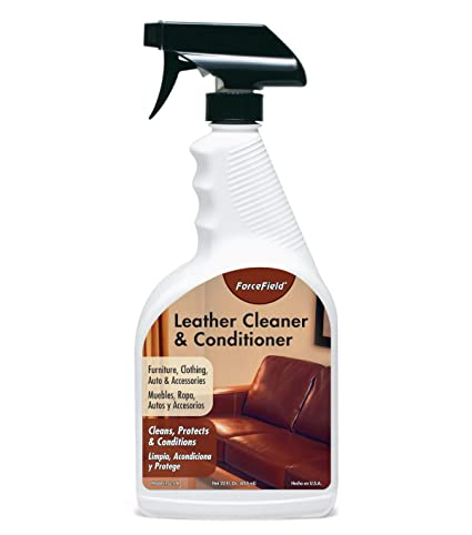 ForceField Leather Cleaner and Conditioner