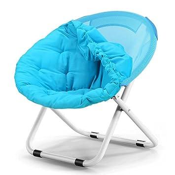 Silla plegable Grandes sillas de luna para adultos Silla de ...
