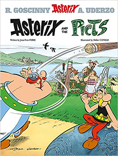 Asterix and the picts album 35 amazon jean yves ferri asterix and the picts album 35 amazon jean yves ferri didier conrad 9781444011678 books thecheapjerseys Images