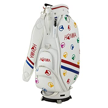 Honma Golf Japan CB-1816 Caddy Bag (Blanco) 2018 Modelo ...