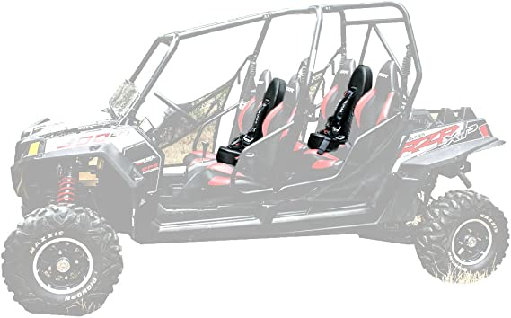 UTVMA RZR800SBSRCK RZR 800 /& RZR S 800 Back Seat and Roll Cage Kit