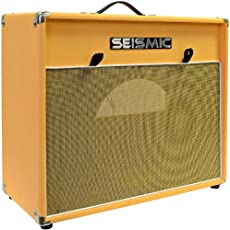 Seismic Audio 1x12 Guitar Speaker Cab Empty 7 Ply Birch 12 Speakerless