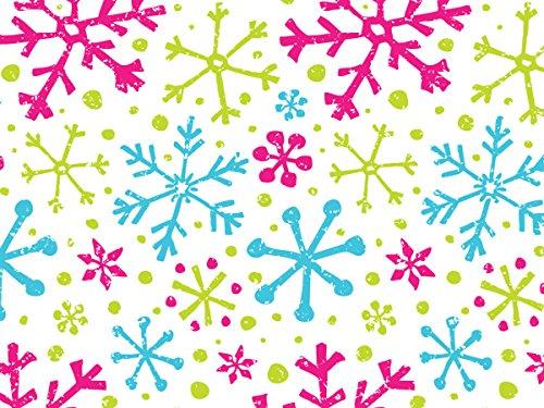 Snowflake Jubilee 24''x417' by Nas