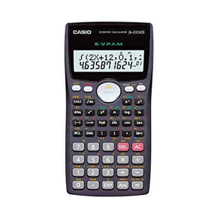 Fx-100ms casio calculator | text book centre.