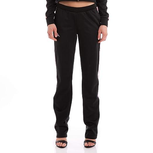 90344d2b43 Kappa Women's Banda Wrastoria Slim Sweatpants at Amazon Women's ...