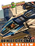 LEGO Marvel Avengers Quinjet City Chase Review LEGO 76032