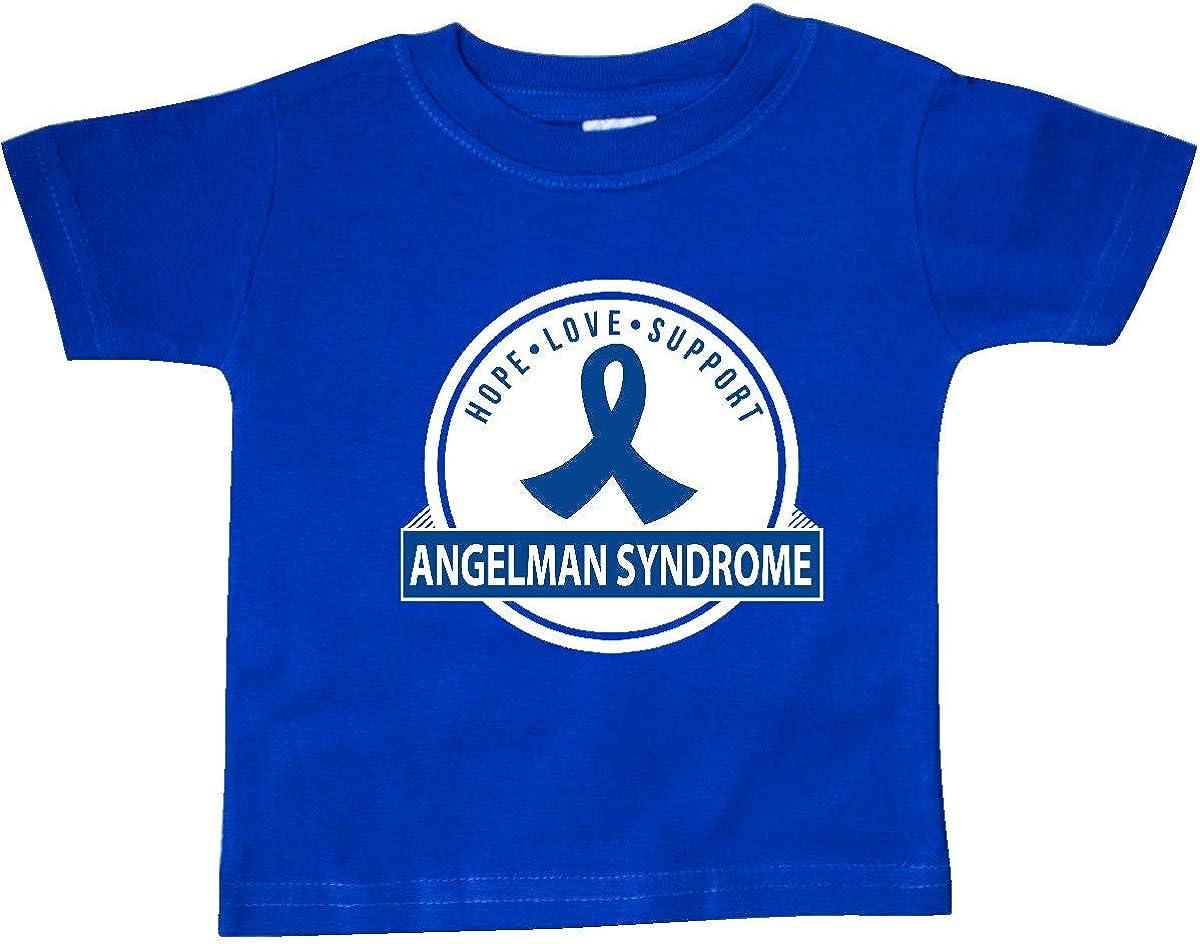 inktastic Angelman Syndrome Ribbon Awareness Baby T-Shirt