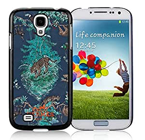 Fashion Designed Cover Case For Samsung Galaxy S4 I9500 i337 M919 i545 r970 l720 With Hermes 12 Black Phone Case