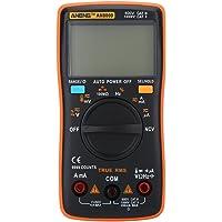 Draagbare digitale elektrische multimeter, ANENG AN8009 digitale multimeter automatisch bereik True RMS AC/DC-spanning…