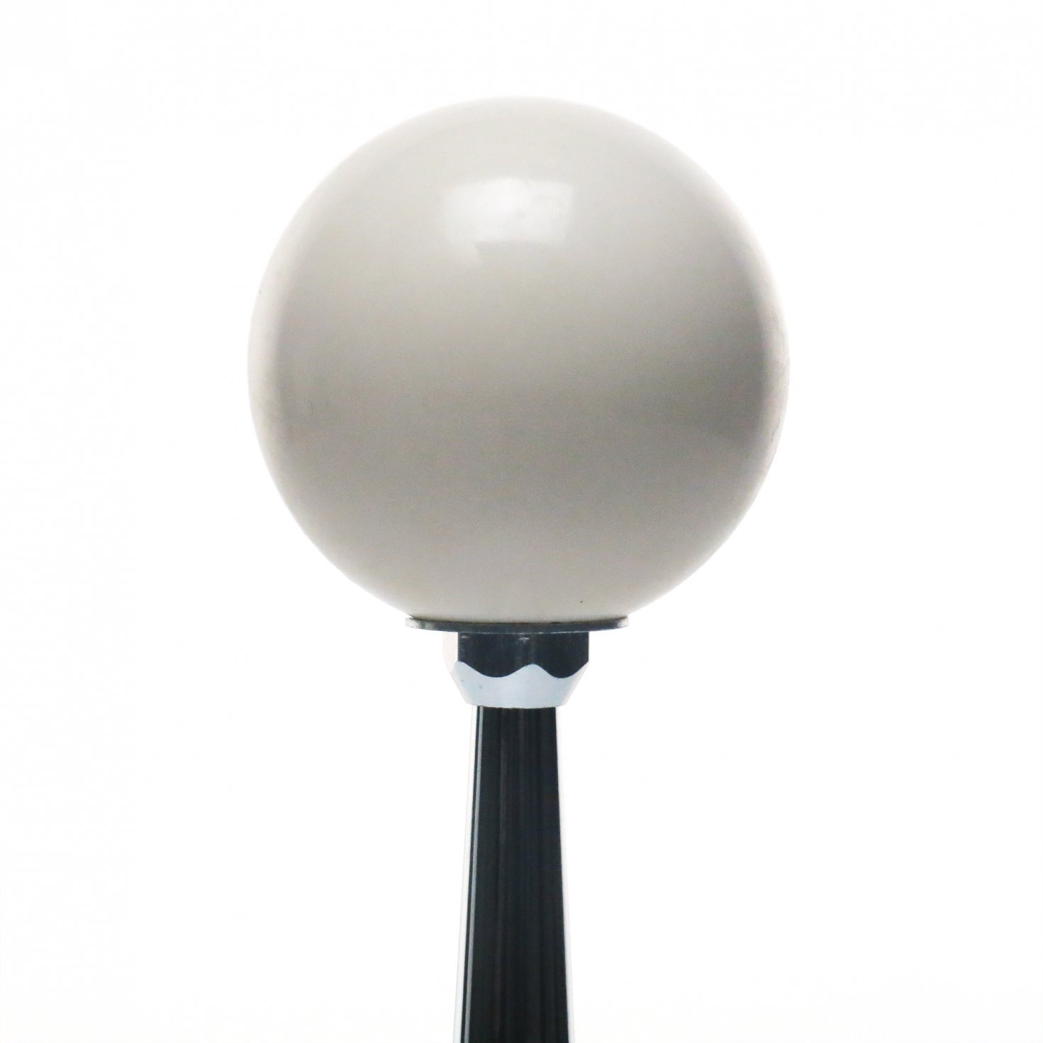 Orange 96 Mustang American Shifter 138759 Ivory Shift Knob with M16 x 1.5 Insert