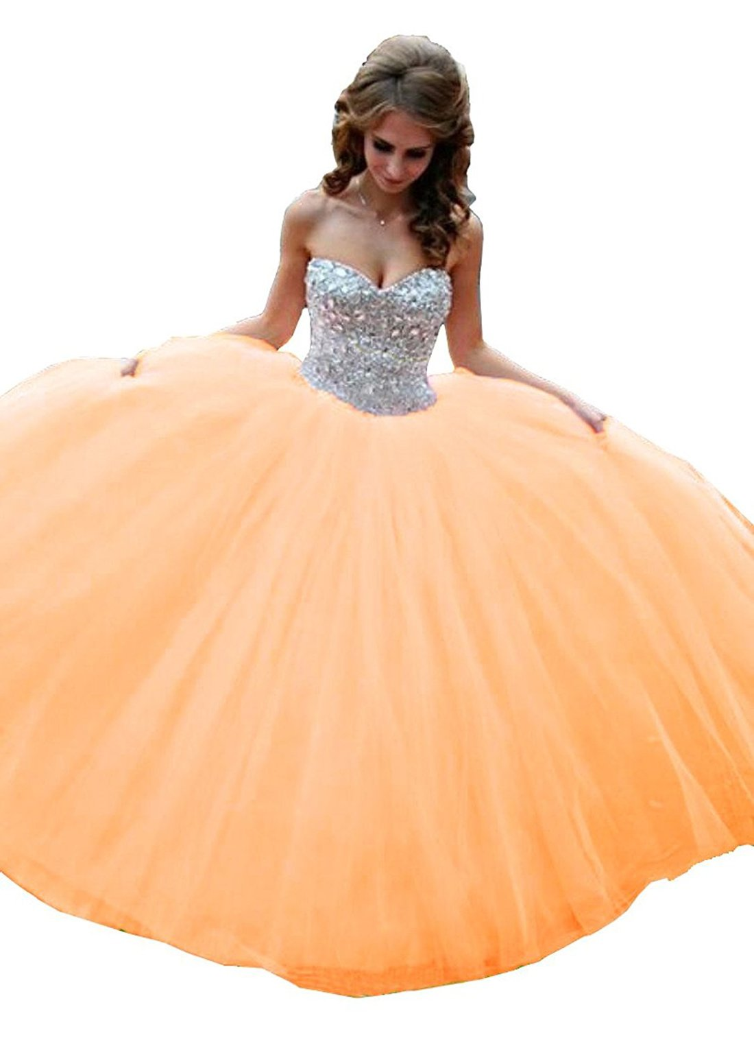 Quinceñera Prom Dresses: Amazon.com