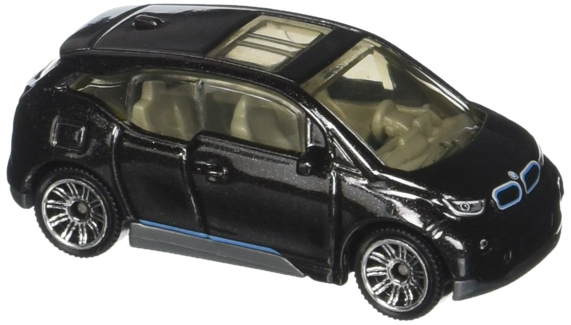 Matchbox 2017 Adventure City '15 BMW Model i3 5 125 Black