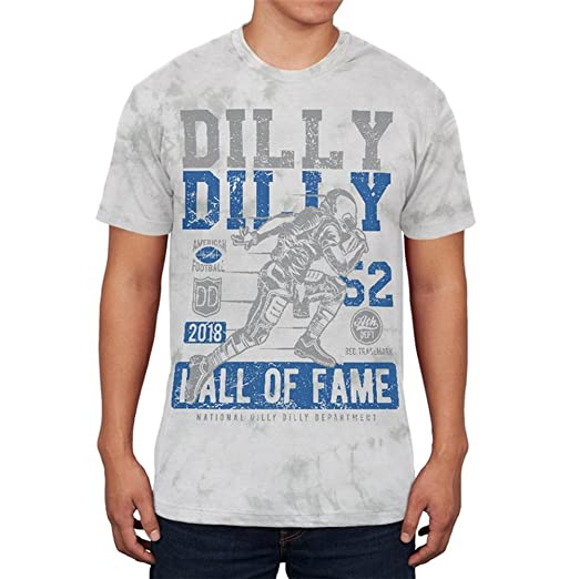 Old Glory Dilly Dilly American Football Mens Soft T Shirt Soft Green  Triblend SM 7e4157a00