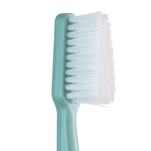 Amazon.com: TePe Gentle Care Toothbrush Manual Brush for Healthy Mouth & Gums - As Recommended by Dentists - 1 Piece: Health & Personal Care