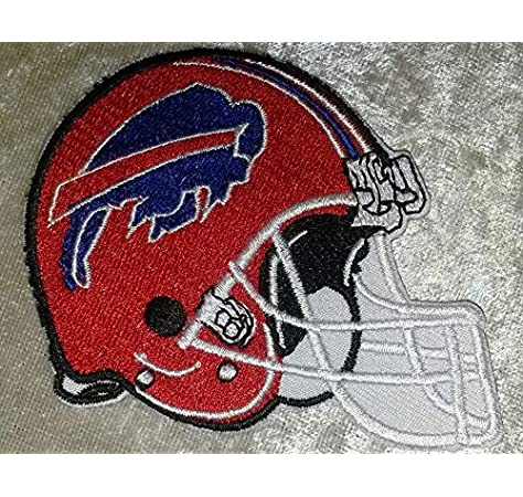 Buffalo Bills Iron on patch Football patch//Iron patches//Embroidered patch