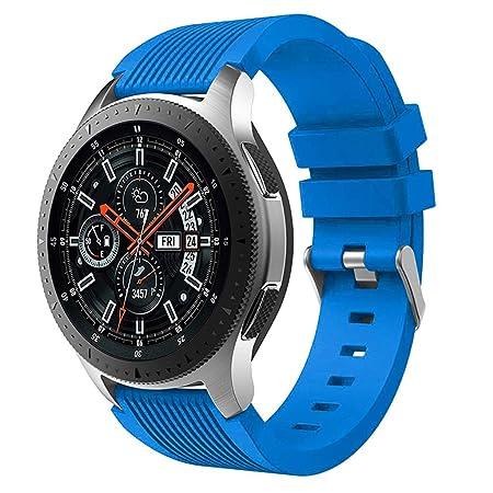 Amazon.com: Silicone Wrist Band Strap for Samsung Galaxy ...
