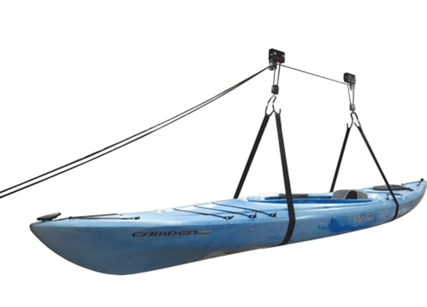 Malone Kayak Storage Pulley System Hammock Deluxe Hoist by Canoe (Image #1)