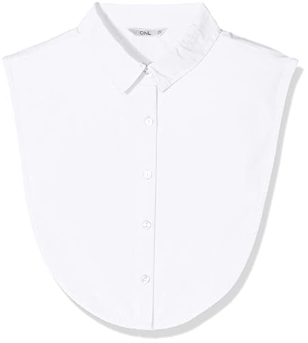 Only Onlshelly Weaved Collar ACC Noos, Blusa Para Mujer