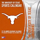 The University of Texas Longhorns 2020 Calendar