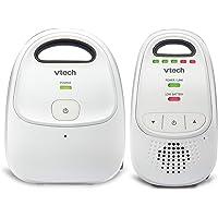 VTech DM112 Audio Baby Monitor Digitized Transmission & Belt Clip