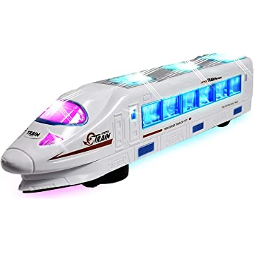 top selling WolVol Bump & Go Light Train