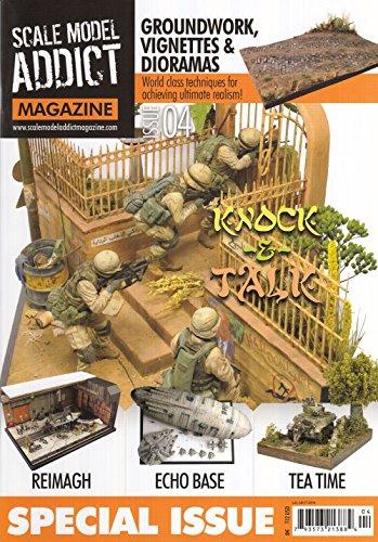 Scale Model Addict Magazine #4 (Scale Model Addict compare prices)