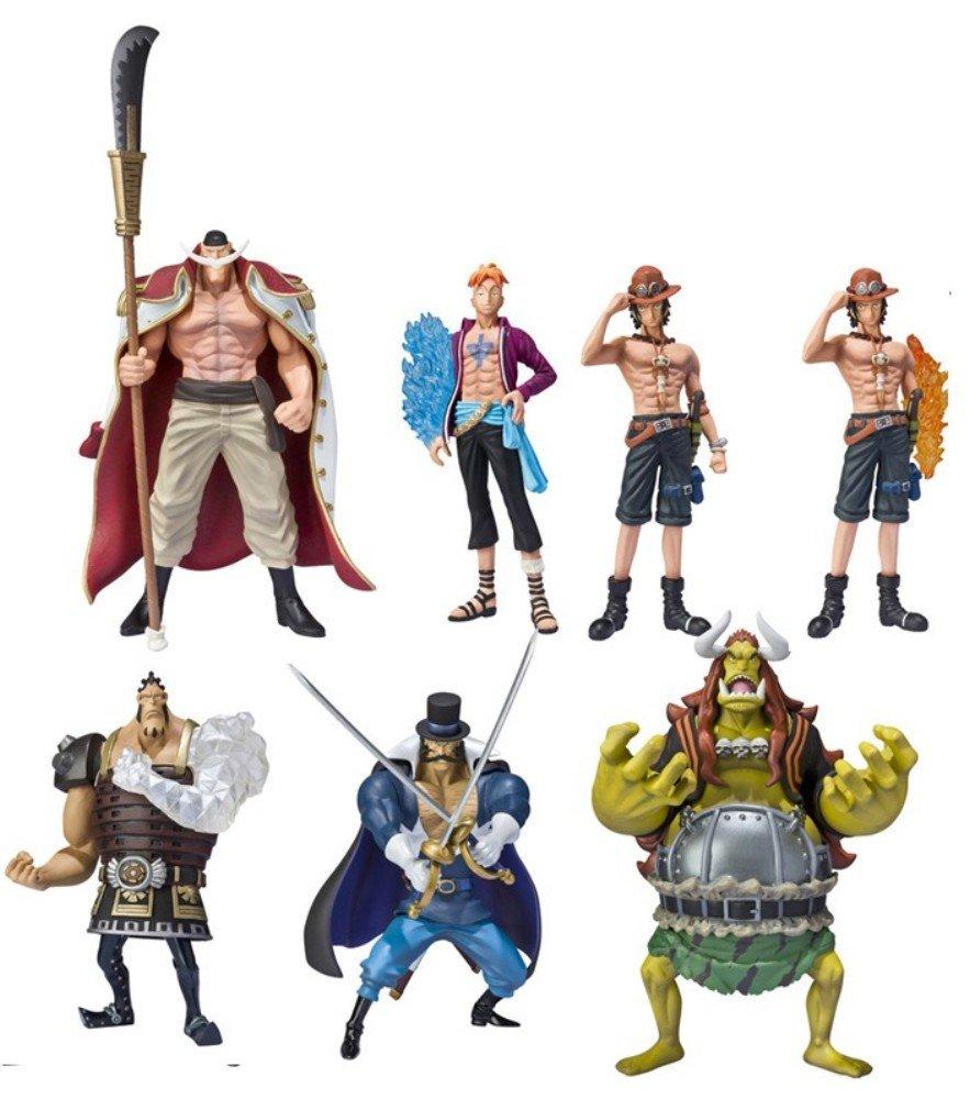 Super Modeling Soul One Piece White Beard Pirates (BOX) (japan import)