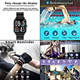 Smart Watch, FirYawee Smartwatch for Android Phones
