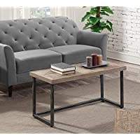 Convenience Concepts 413882 Laredo Parquet Coffee Table