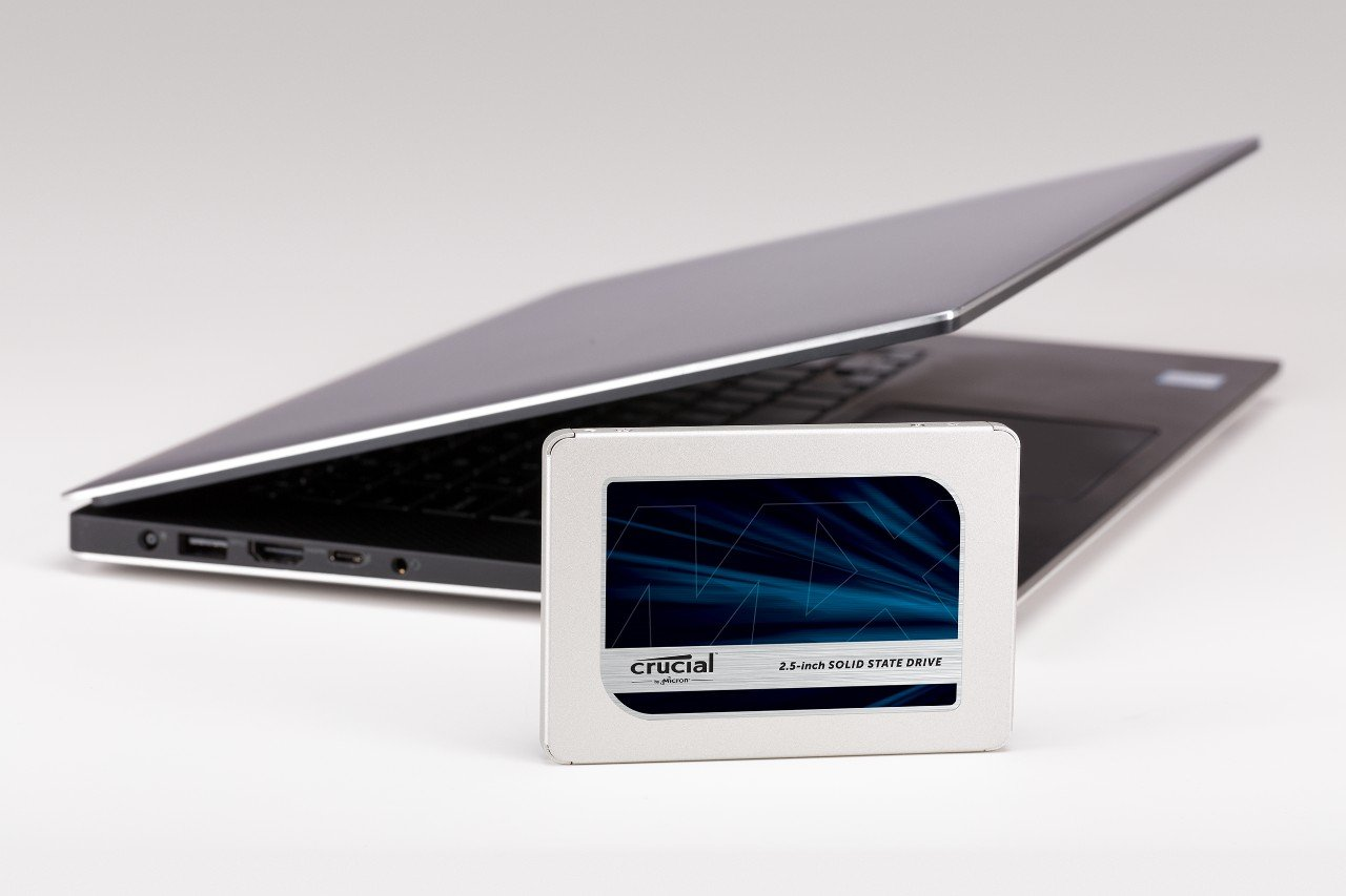 Crucial MX500 250GB 3D NAND SATA 2.5 Inch Internal SSD - CT250MX500SSD1(Z) by Crucial (Image #5)