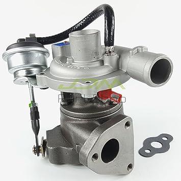 KP35 0006 Turbo turbina del turbocompresor para Opel Agila (a) Combo Tour caja caja