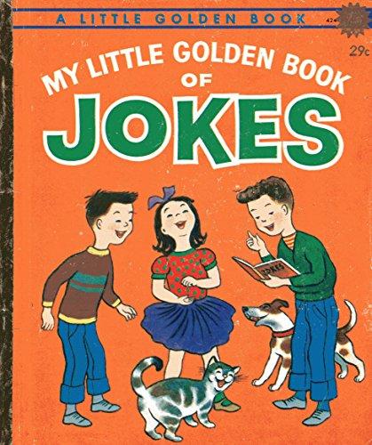 My Little Golden Book of Jokes (A Little