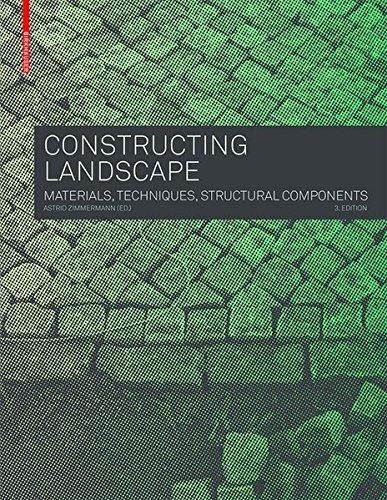 Constructing Landscape [Zimmermann, Astrid] (Tapa Blanda)