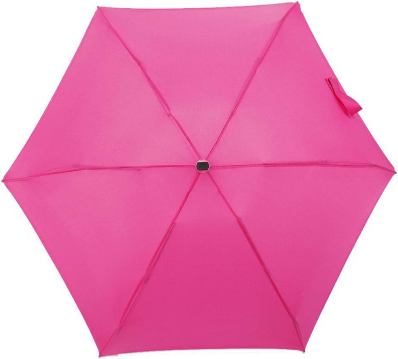 Leo Lamb Mini Capsule Pocket Light Umbrella Windproof Folding Umbrellas Travel Compact