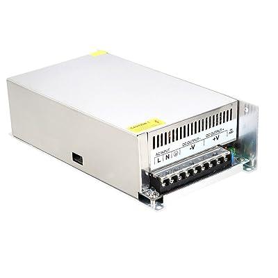 symboat adaptador CA de fuente de alimentación de interruptor AU transformador de voltaje de CC 24V 30A 720W para la luz de tira de LED