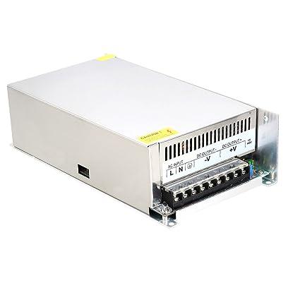 wildlead Switch Cargador Adaptador CA A CC 24 V 30 A 720 W ...