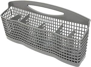 Lifetime Appliance 5304506523 Silverware Basket Compatible with Frigidaire Dishwasher