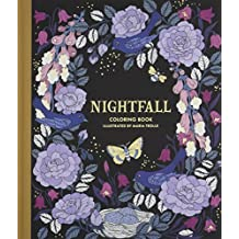 Nightfall Coloring Book: Originally Published in Sweden as Skymningstimman