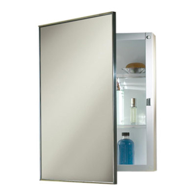 Jensen Medicine Cabinet Amazoncom Jensen Medicine Cabinet Styleline 18w X 36h In