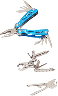 Swiss+Tech ST20023M2 Mens Gift Sets of 3 with Utility Key Tool, Micro Pocket